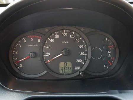 Sell Blue 2015 Mitsubishi Montero Sport at 55170 km