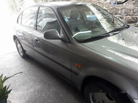 Sell Grey 1997 Honda Civic Automatic Gasoline