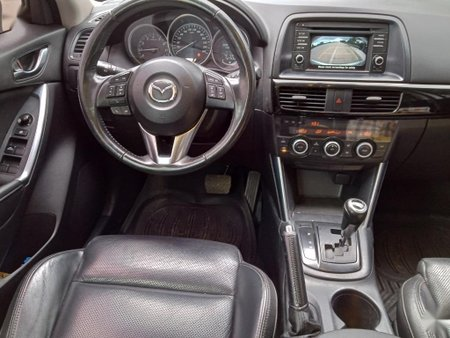 White Mazda Cx-5 2018 for sale in Tagbilaran
