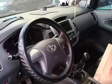 Blue Toyota Innova 2012 for sale in Malolos