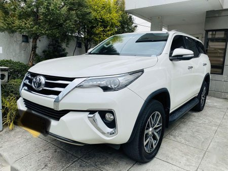 Sell 2016 Toyota Fortuner in Makati