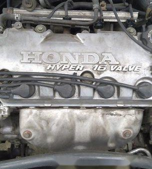 Sell White 2001 Honda City Automatic Gasoline