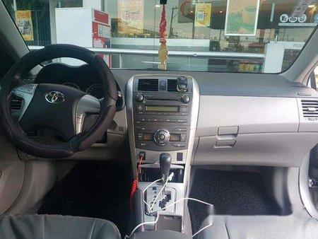 Silver Toyota Corolla Altis 2011 for sale in Las Pinas