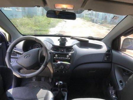 Blue Hyundai Eon 2014 Manual for sale
