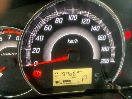 Selling Mitsubishi Mirage 2017 at 19000 km