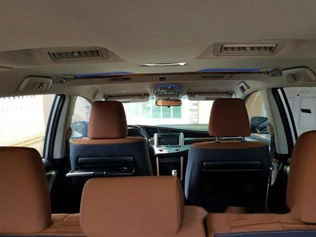 Sell Silver 2017 Toyota Innova at 40000 km