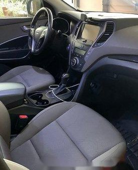 Selling Blue Hyundai Santa Fe 2014 Automatic Diesel
