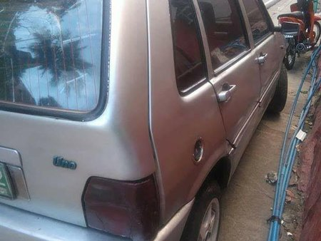 Sell Silver 1995 Fiat Uno in Quezon City