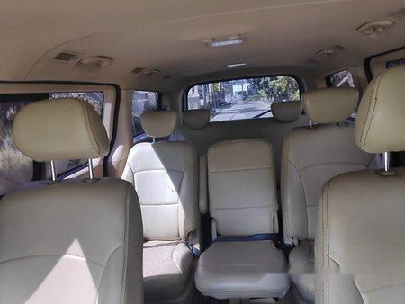 Silver Hyundai Grand Starex 2011 Automatic for sale
