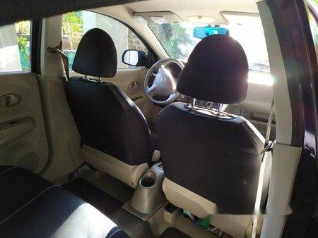 Black Nissan Almera 2016 for sale in Cebu