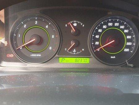Sell Black 2012 Chevrolet Captiva in Manila