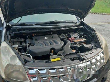 Selling Black Nissan Grand Livina 2011 Automatic Gasoline