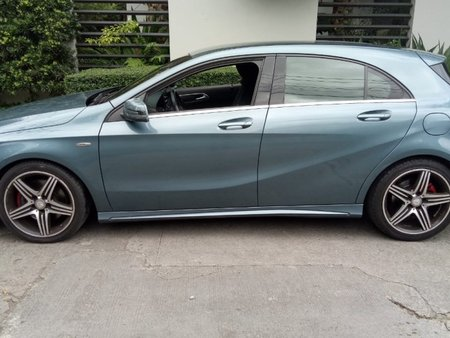 Mercedes-Benz A-Class 2013 at 28000 km for sale in Marikina