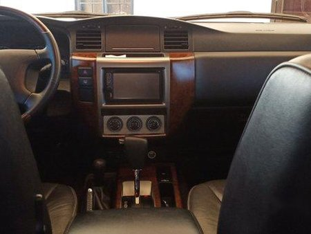 Sell 2015 Nissan Patrol in Tacurong