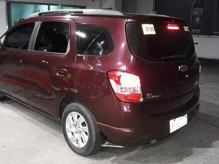 Chevrolet Spin 2014 Automatic Gasoline for sale
