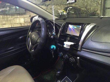 Sell Black 2015 Toyota Vios at 37000 km