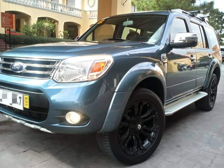 Loaded Super Fresh Limited 2015 Ford Everest AT