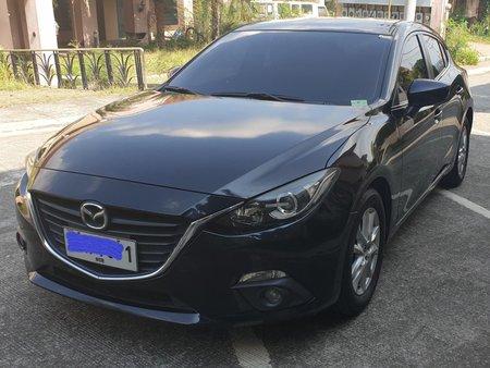2015 Mazda 3 1.5v Hatchback