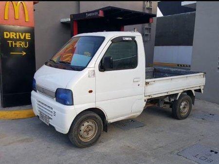 White Suzuki Every 2015 for sale in Cebu City