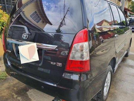 Selling Black Toyota Innova 2014 in Tagaytay