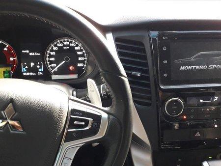 Sell 2017 Mitsubishi Montero Sport in Manila