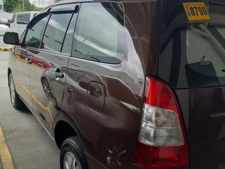 Toyota Innova 2013 CASA MAINTAINED