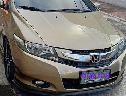 Honda City 2012 manual gas