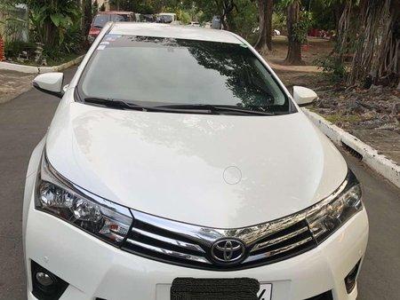 2014 Toyota Corolla Altis 1.6V Automatic