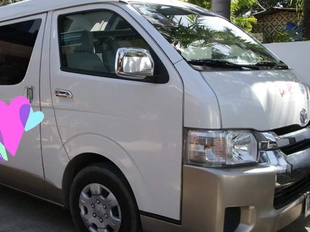 Sell 2014 Toyota Hiace in Consolacion
