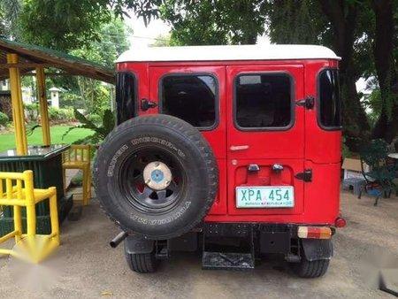 Sell 1974 Toyota Land Cruiser in Manila