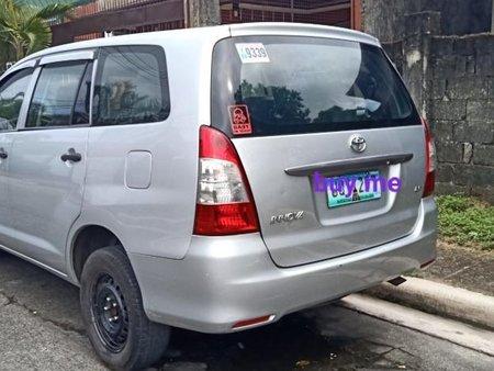 Sell Silver 2012 Toyota Innova in Rizal