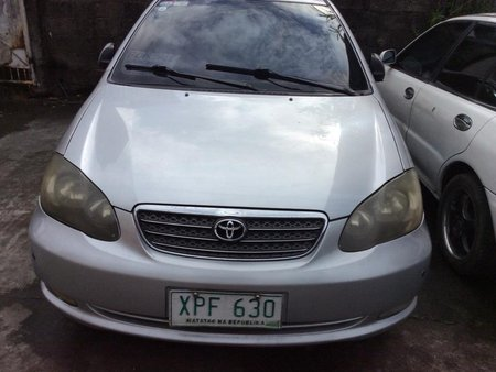 Sell 2004 Toyota Corolla Altis in Quezon City
