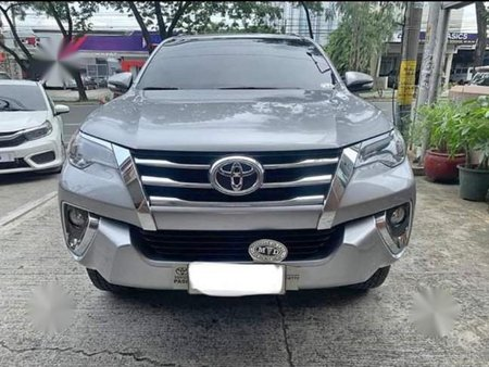 Toyota Fortuner 2017 for sale in Santa Rosa