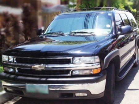 Selling Chevrolet Suburban 2003 in Pasig