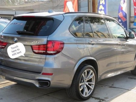 Selling Bmw X5 2016 in Makati