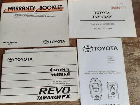 Toyota Revo 2002 for sale in San Pedro