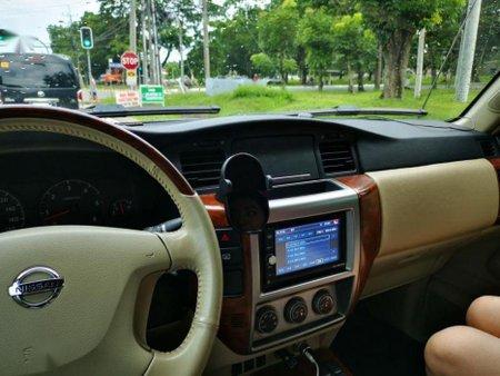 Selling Nissan Patrol 2011 in Manila