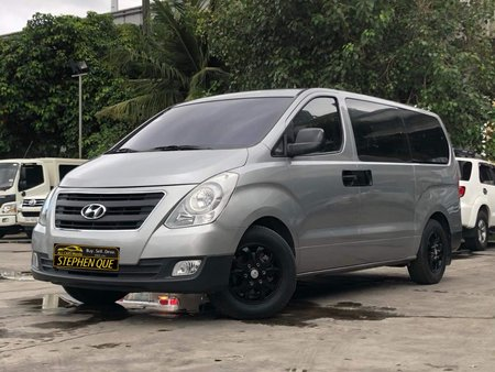 2014 Hyundai Starex TCI Diesel M/T