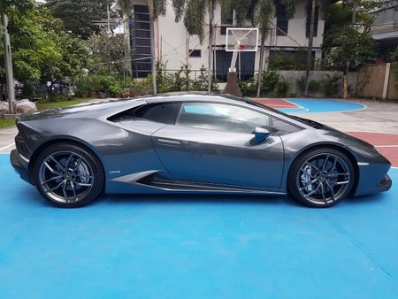 Sell Used 2015 Lamborghini Huracan at 15200 km in Makati
