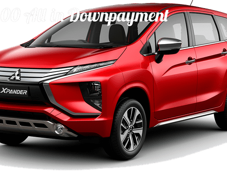 Brand New Mitsubishi XPANDER 2019 Promo!! Fast Approval & No Hidden Charges!!