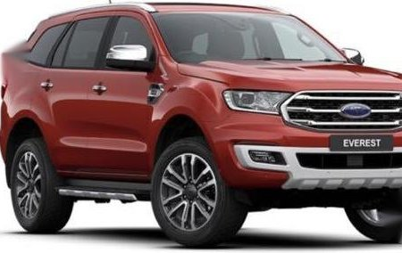 Red Ford Everest 0 for sale in Taguig