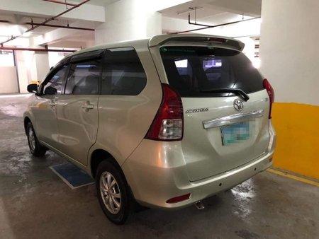 Beige Toyota Avanza 2012 for sale in Manual