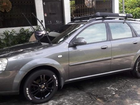 Grey Chevrolet Optra 2006 for sale in Automatic