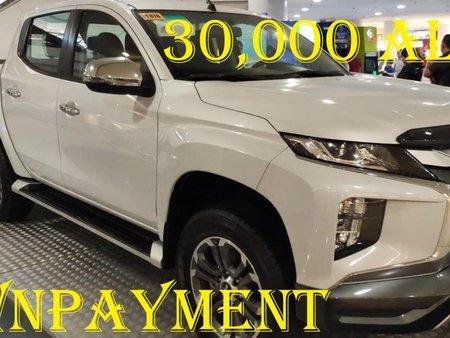 BRAND NEW MITSUBISHI STRADA GLX 2WD MT 2020 30K ALL IN DOWNPAYMENT!!!