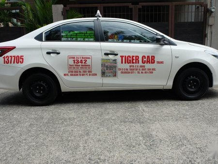 White Toyota Vios 0 for sale in