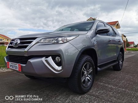 2020 Toyota Fortuner 2.4G Diesel Automatic