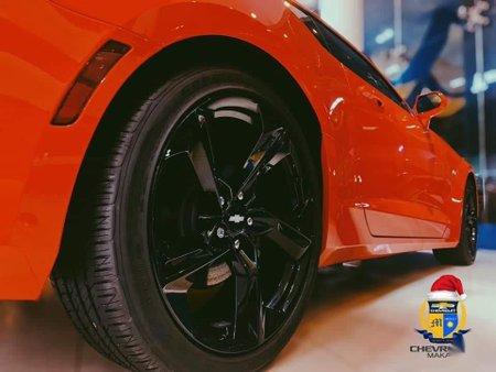 Sell Orange 0 Chevrolet Camaro in Manila