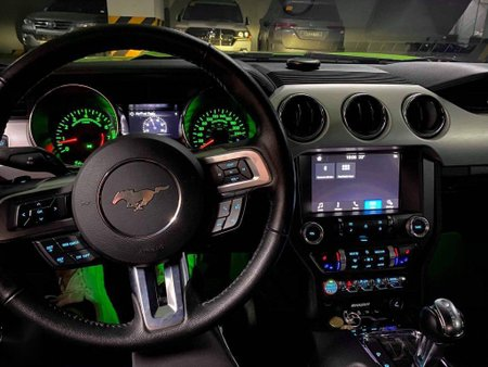 Green Ford Mustang 2017 for sale in Manila