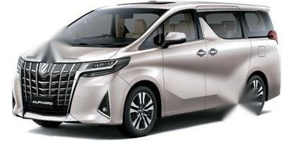 Silver Toyota Alphard 0 for sale in Pasay