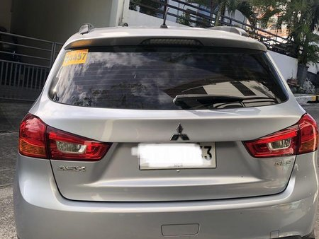 Selling Silver Mitsubishi Asx 2014 in Pasig
